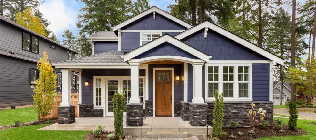 Professional exterior painting in Greater Vancouver
